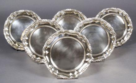 srebro pr. 830, waga 2590 gram, Dania poł. XX w.