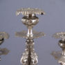 silverplate, sig. Co Henniger, Warsaw II half of the 19thC