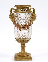 Kryształ i brąz, ok. 1800 r.