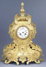 brass, mechanism sig. H&F Paris c1878