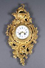 gilt bronze, mechanism sig. Jappy Feres & Cie