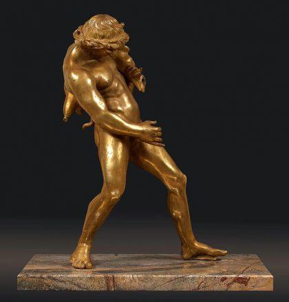 bronze, end of XIX thC
