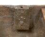 konstrukcja dębowa, żelazo ok. 1700r