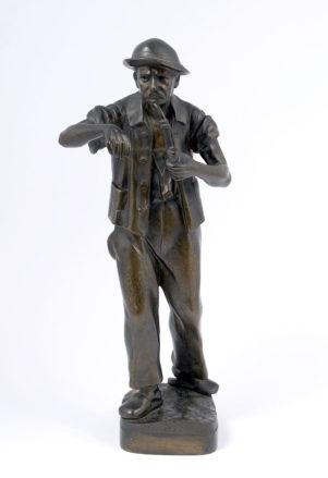 brąz, Śląsk ok. 1930r.