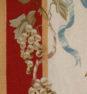 ręcznie tkana wełna, Francja koniec XIX w.