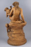 terracotta, beginning of XX thC, sig. Clodion