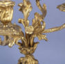 embellished with brass-inlaid and tortiseshell, gilt bronze, II half of the 19thC