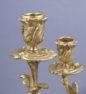 brąz złocony, markieteria z szylkretu i blachy mosiężnej, II połowa XIX w.