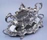 silver tin, France c.1900