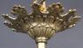 gilt bronze half of the XIX thC