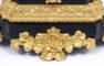 Brąz i kompozycja metali, częściowo złocony, XIX w.