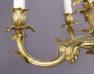 mosiądz i brąz złocony, kon. XIX w.